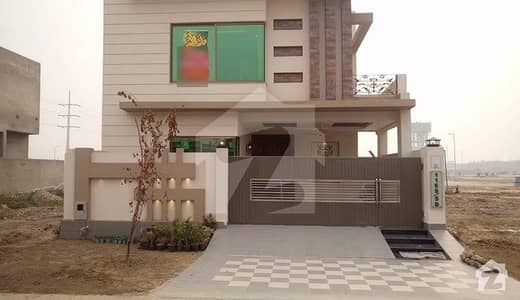 7 Marla Brand New House For Sale In DHA Phase 6 Block D