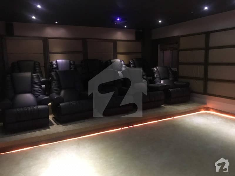 22 Marla Corner Full Basement Semi Furnished House For In DHA Phase 3 Lahore