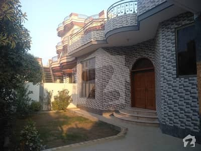 12 Marla House For Commercial Use Samanabad Poonch Road Near Hot Chilli Restaurants