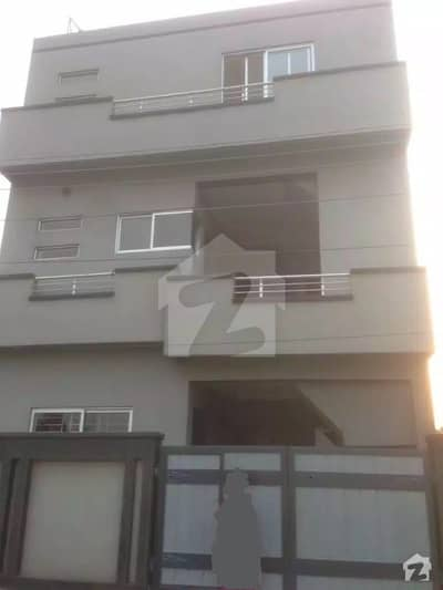 5 Marla Residential Brand New House Is Available For Sale At Valencia Town Block N At Prime Location