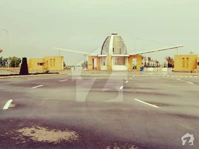 Corner Commercial Plot For Sale In C Block Bahria Orchard Phase 2 Lahore