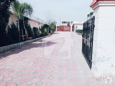 Farm House Available For Sale In Chak Shahzad