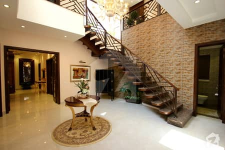 Fully Furnished Full Basement Home Theater 1 Kanal Bungalow For Sale