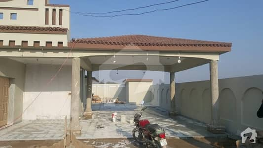 50 Kanal Parallel To Cpec (10 Lakhs Per Kanal) Farm House For Sale