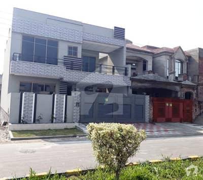 10 Marla Newly Built House On Main Boulevard