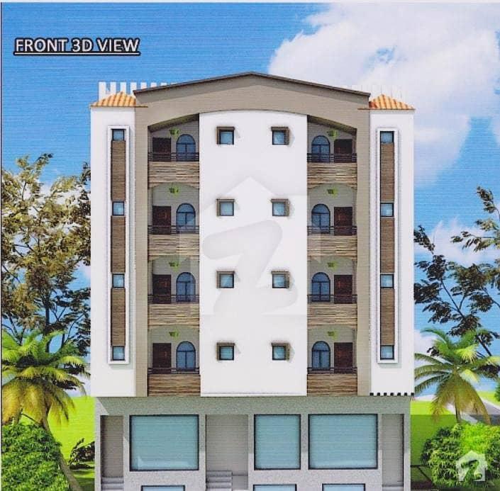 Apartment On Installment In DHA City Karachi