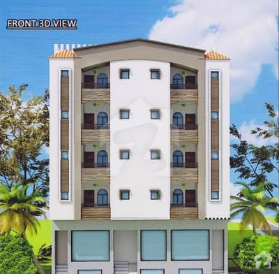 Apartments On Booking In DHA City Karachi