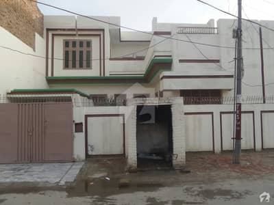 Double Storey Beautiful House Available For Rent At Rehmat Ullah Town, Okara