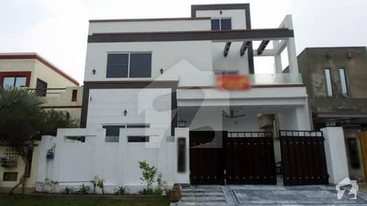 10 Marla Brand New Beautiful House For Sale In Tariq Gardens
