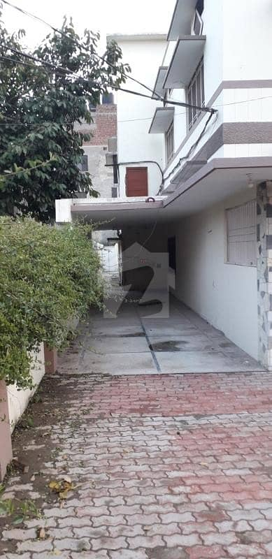 4 Kanal Double Storey House For Rent