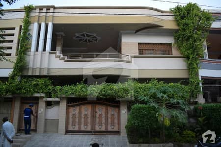 240 Sq Yards Double Story House Is Available For Sale