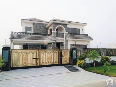 One Kanal Brand New Spanish Upper Portion For Rent Direct Approach Form Main Boulevard Near Park