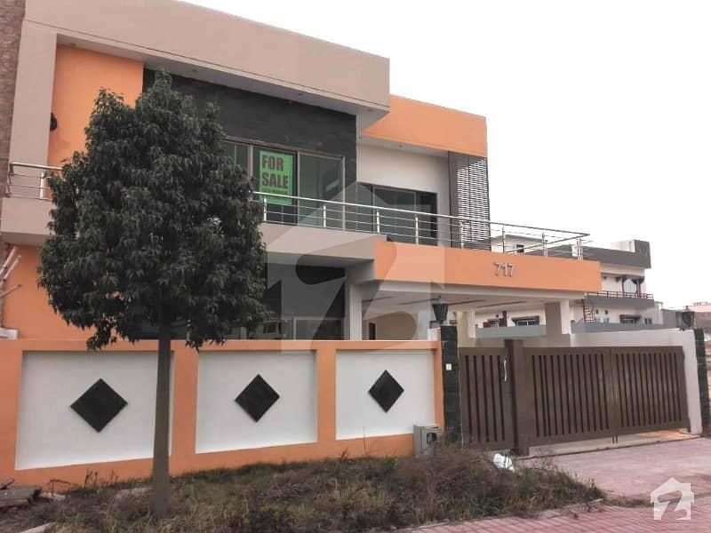 Bahria Town Phase 8 H Block 10 Marla High Quality Single Unit House