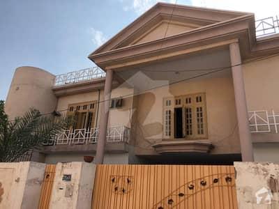 1 Kanal Double Storey Elegant House Ideal Location
