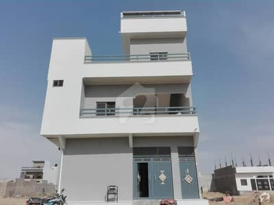 Brand New House For Sale At Nagori Society Near Bahria Town Karachi