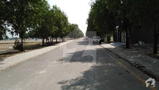 10 Marla Possession Plot Available For Sale In Jinnah Block Bahria Town