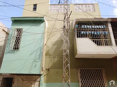 100 Yard Double Storey Bungalow For Sale