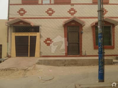 Double Storey Beautiful House For Sale In Naseem Fatima Colony Okara