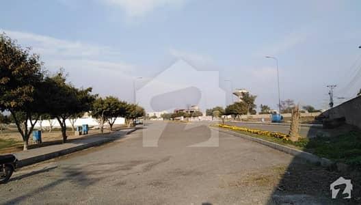 1 Kanal Corner Plot For Sale In Block K Of Fazaia Housing Society Phase 1 Lahore