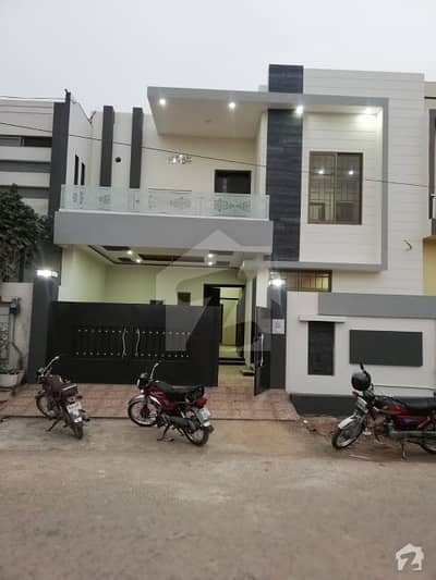 7 Marla Double Storey House Prime Location At Wapda Town