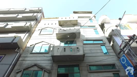 5 Storey Building For Sale In Islamabad