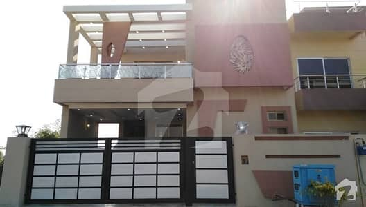 10 Marla New House For Sale In Lake City Sector M-5 Raiwind Road Lahore