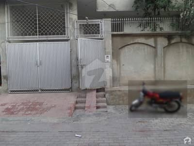 Double Storey Beautiful Corner Bungalow Ground Floor Available For Rent At Rehmat Ullah Town, Okara