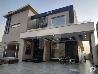 Ten Marla Brand New House  For Sale Phase 8 Eden City  Block B Lahore