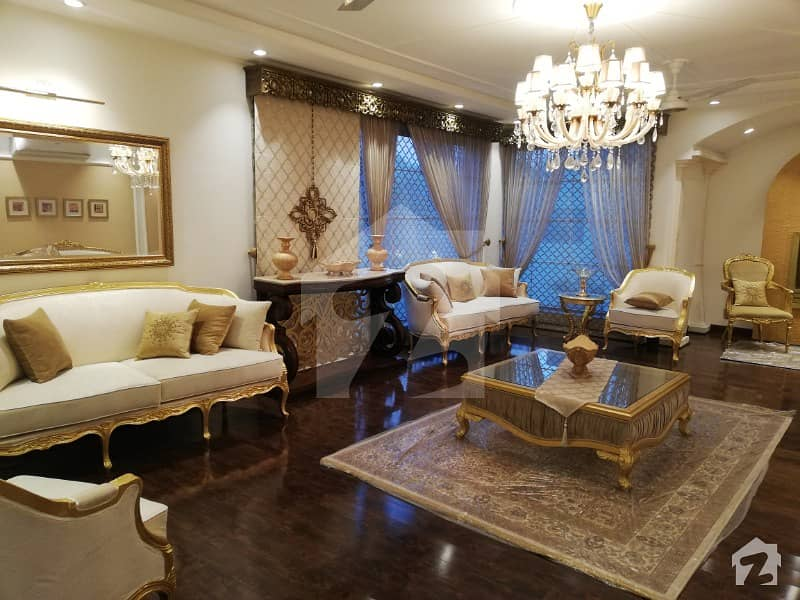 2 Kanal Fully Furnished Lavish Bungalow Is Up For Rent