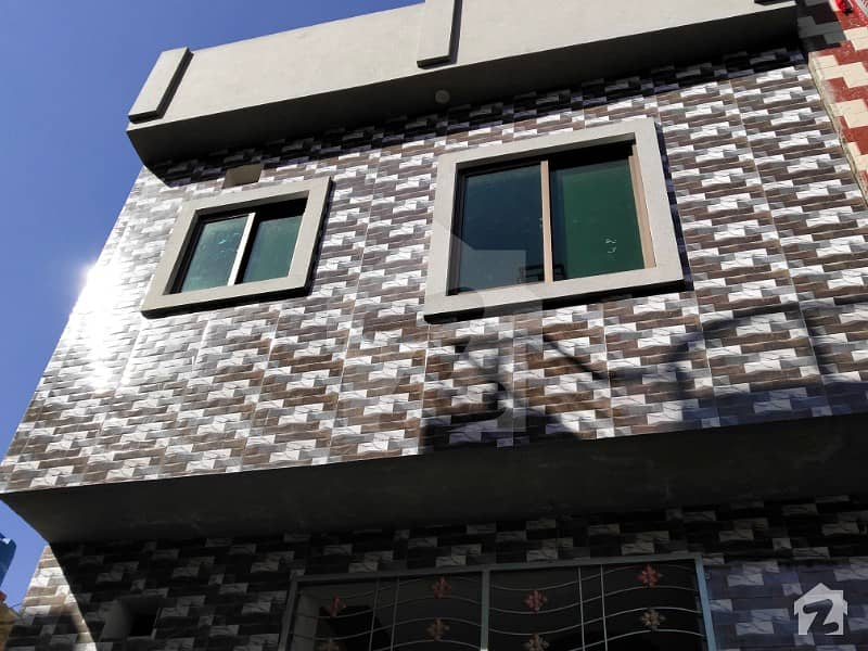 2 Marla Brand New Luxury House For Sale Milat Road Ghazi Road Lahore