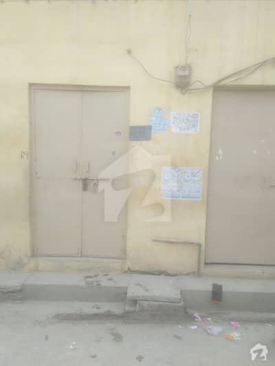 Old House Double Story In Cheap Price For Sale In Ghazi Road Lahore