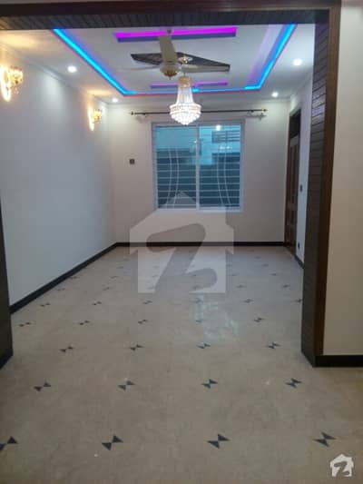7 marla Brand new 5 bed double story house for rent in CBR Town near to park