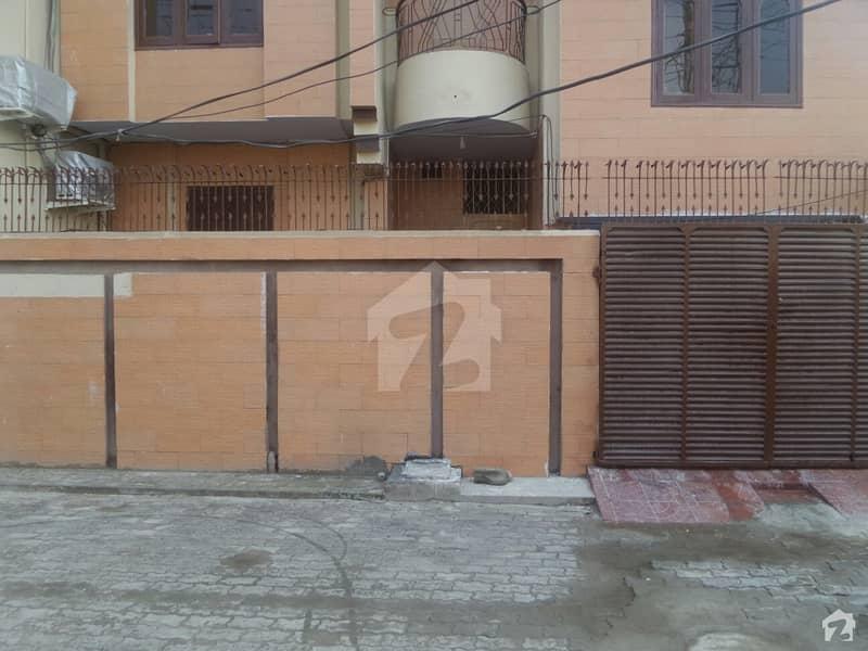 Double Storey Beautiful Corner House Available For Rent At Rehmat Ullah Town, Okara