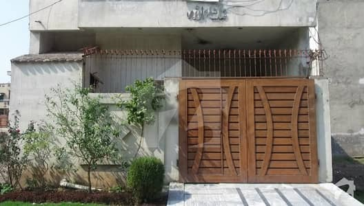 4 Marla Double Storey House For Sale In F Block Of  Al Rehman Garden Phase 2