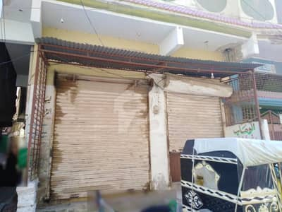 90 Yard Double Storey House  For Sale In Iqbal Colony Unit No 12 Latifabad
