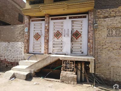 429 Feet Ground +2 House For Sale In Jinnah Colony Unit No 12 Latifabad