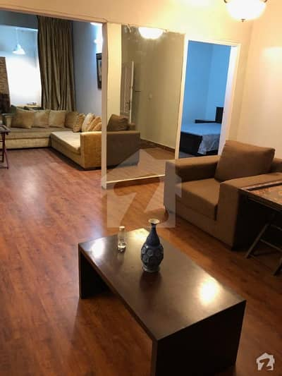 Diplomatic Enclave Furnished Two Bedroom Apartment