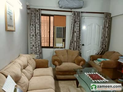 2 Bedrooms Corner Well Maintained Flat For Sale