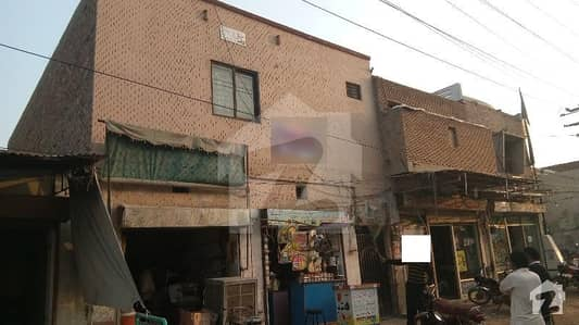 House With 02 Shops For Sale