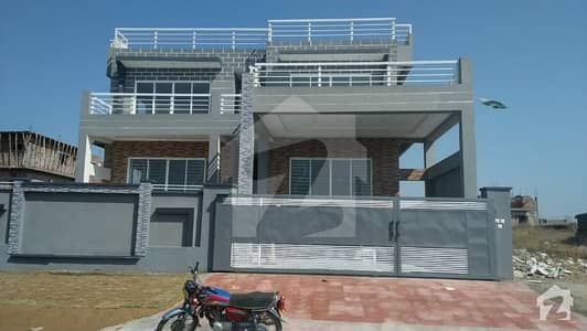 House For Sale In G-16 Islamabad