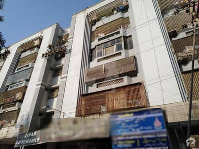 Flat In The Finest Street Of Gulshan E Iqbal