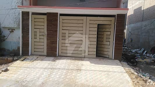 110 Sq Yard Bungalow For Sale In Zeeshan Colony
