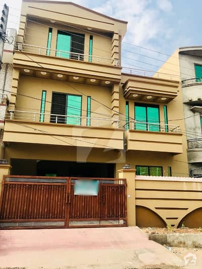 Brand New 6 Marla House In Airport Housing Society Sector 4 Rawalpindi