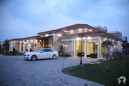 8 Kanal  Brand New Farm House For Sale
