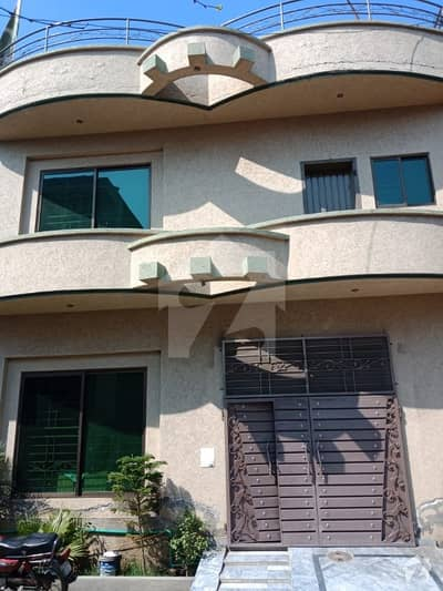 5 Marla Residential House Is Available For Sale At Johar Town Phase 1block D At Prime Location