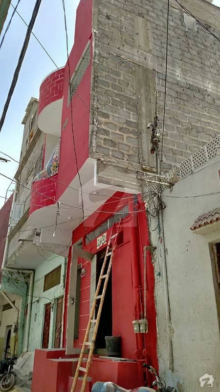 House For Sale In Liaquat Abad Azam Nagar