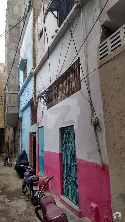 House For Sale In Liaquat Abad Azam Nagar House Number A80