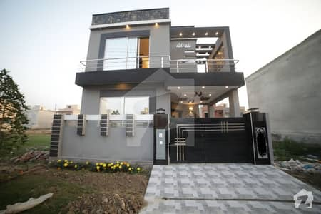 Near To Park - 5 Kanal Brand New House  For Sale