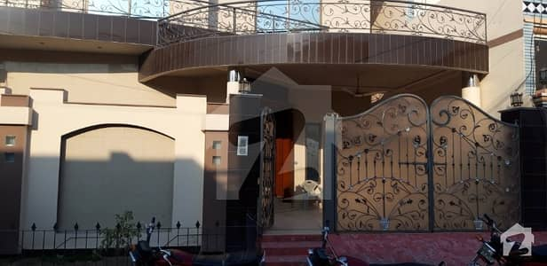 10 Marla Double Storey Beautiful House For Sale