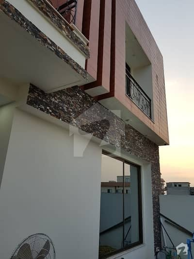 10 Marla Brand New Double Unit House For Sale